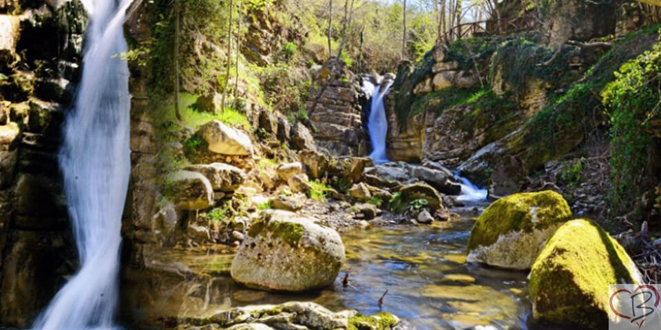COME RAGGIUNGERCI - Cascate di San Fele